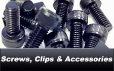 Screws and Accessories