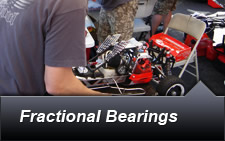 Fractional Bearings
